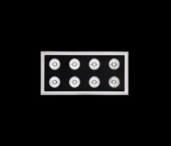 K12 rc Power LED / Narrow beam 10° de Ares | Iluminación LED