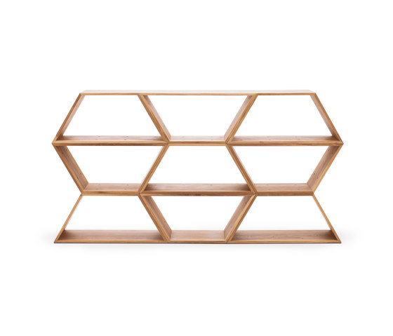 Tetra by Made in Ratio | Shelving modules