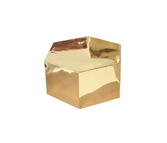 Basalt Table Small de Martin Huxford Studio   Mesas auxiliares