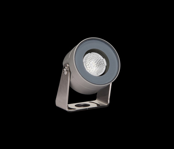 MiniMartina Power LED / Transparent Glass - Adjustable - Narrowm 1Adjustable - Medium Beam 30° by Ares | General lighting