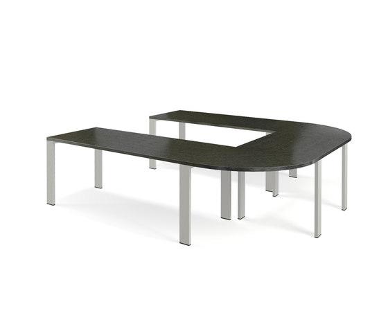 Frame Lite conference table di Walter K. | Tavoli contract