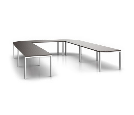 Frame Lite conference table by Walter K. | Contract tables