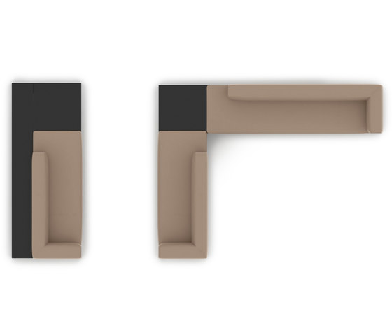 Jaan Bench de Walter K. | Asientos modulares