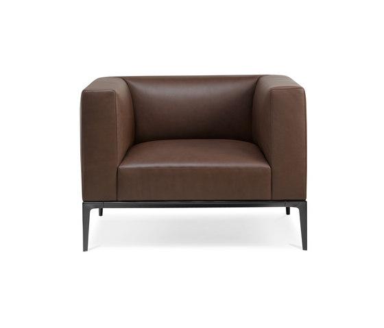 Jaan Living armchair di Walter K. | Poltrone