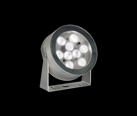 MaxiMartina Power LED / Transparent Glass - Adjustable - Narrow Beam 10° von Ares | Allgemeinbeleuchtung