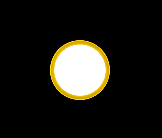 Anna / 210 Mid-Power LED Bicolour Structure White-Yellow by Ares | General lighting