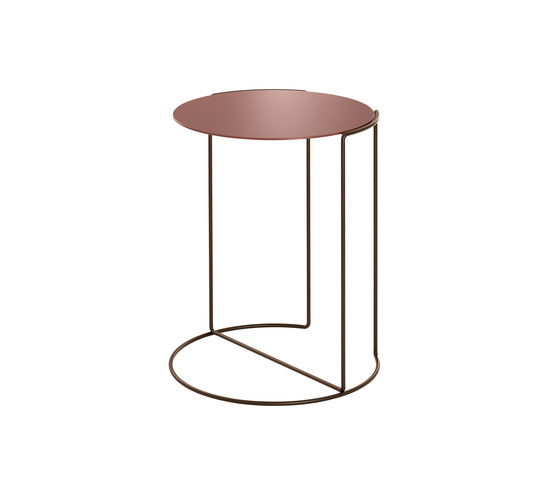 Oki occasional table copper by Walter K. | Side tables