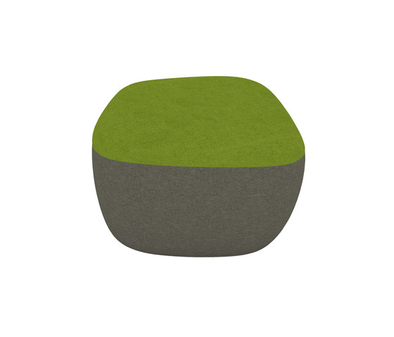 Seating Stones Pouf de Walter K.   Pufs