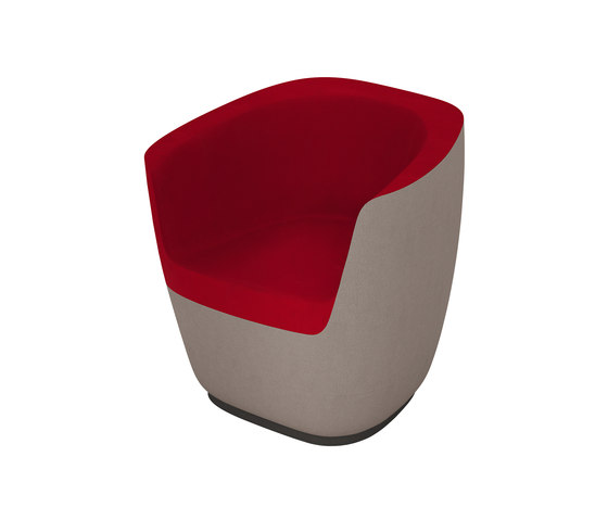 Seating Stones Tub Chair de Walter K. | Sillones