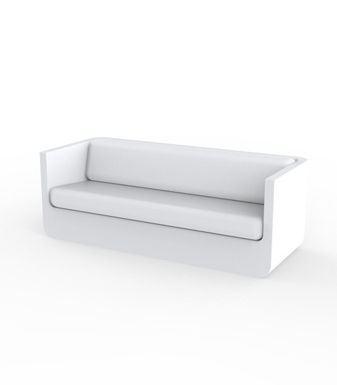 Ulm sofa by Vondom | Sofas