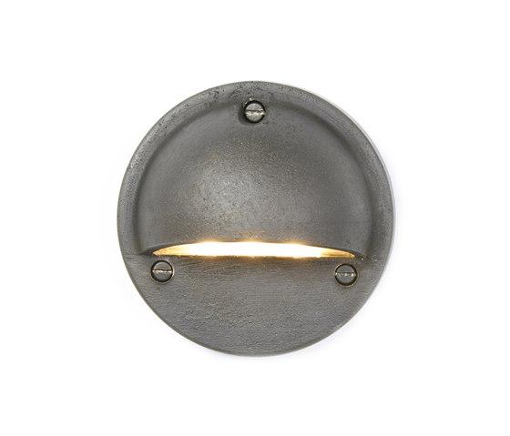 7568 Step or Path Light LED, Weathered Brass di Original BTC | Illuminazione generale