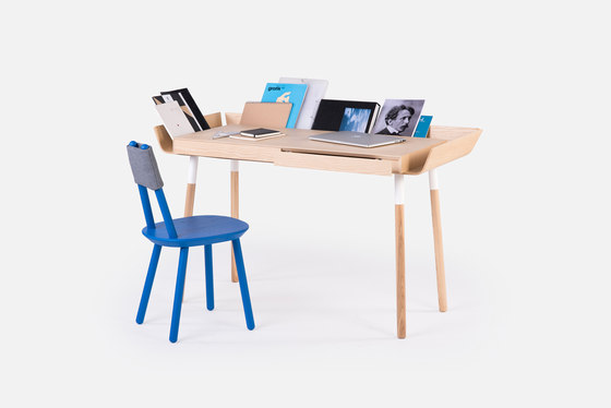 My Writing Desk Large Ash by EMKO | Desks