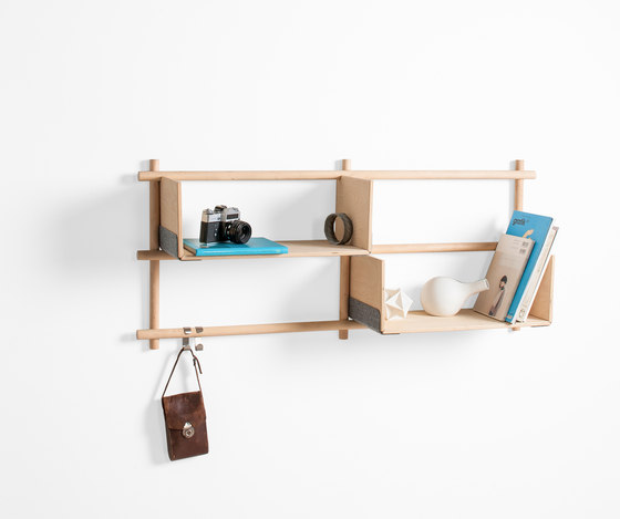 Foldin Fin22 by EMKO | Shelving
