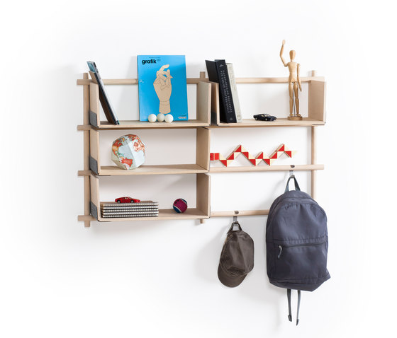 Foldin Fin23 by EMKO | Shelving