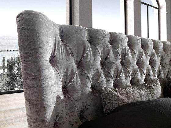 Selene Thin Bedbase by Bolzan Letti | Double beds