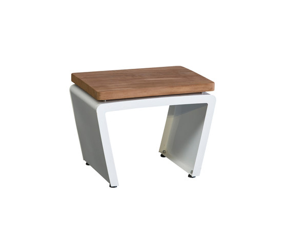 Pique seat by Sebios BV | Side tables