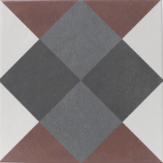Cementine Patch-17 by Valmori Ceramica Design   Ceramic tiles