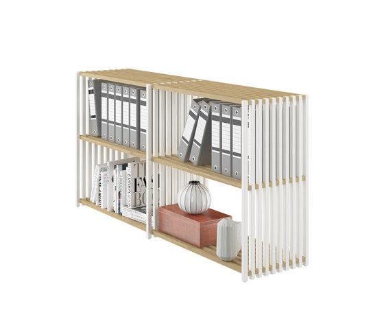 REBAR Foldable Shelving System Sideboard 2.2 de Joval | Estanterías de baño