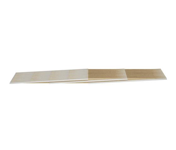 REBAR Foldable Shelving System Shelf 4.4 di Joval | Mensole bagno
