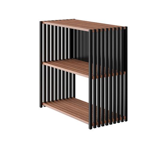 Rebar Foldable Shelving System Sideboard 2.0 by Joval | Bath shelving