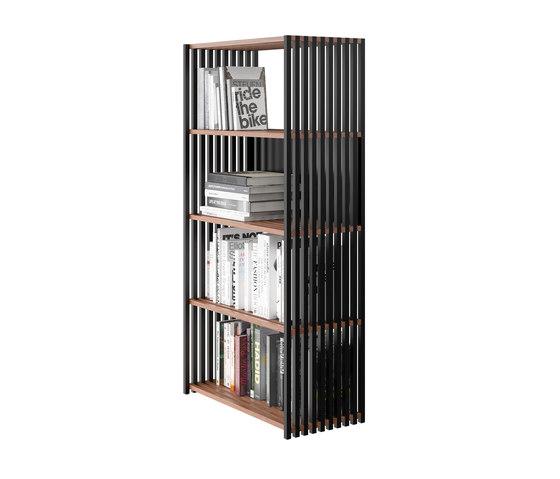 REBAR Foldable Shelving System Shelf 4.0 de Joval | Estanterías de baño