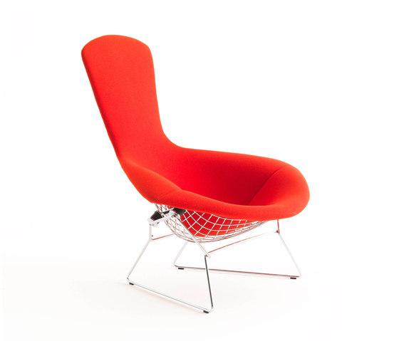 Bertoia High Back Chair by Knoll International | Armchairs