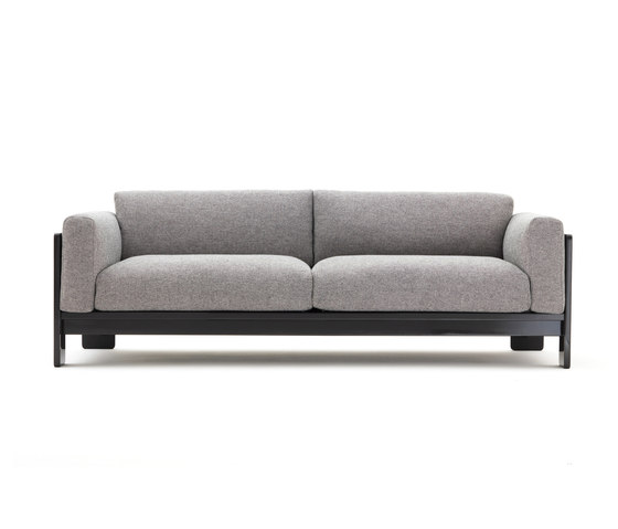Bastiano Two-seat sofa de Knoll International | Sofás
