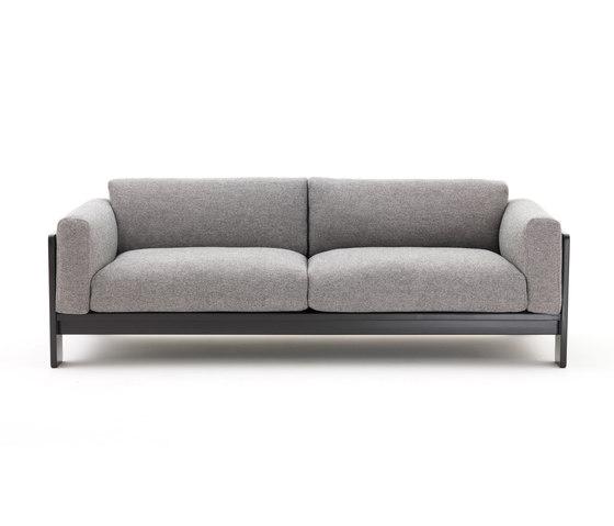 Bastiano Two-seat sofa de Knoll International | Canapés