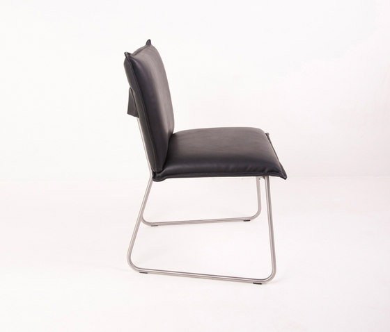 Boo without arms by Jess Design | Restaurant chairs