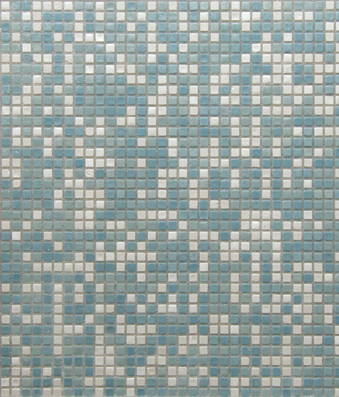 Tesserae Mix 5 (Cristina, Thessa, Bianca) de Valmori Ceramica Design | Mosaïques céramique
