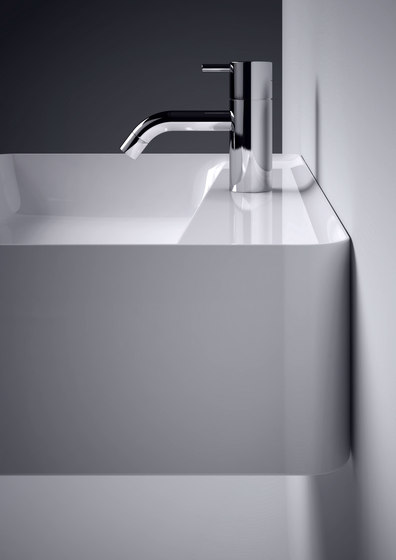 Nest Wall Mount Ceramilux® Sink de Inbani | Lavabos