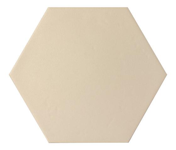 Le Crete Air 3.5 Exagon Terra Bejge by Valmori Ceramica Design | Ceramic tiles