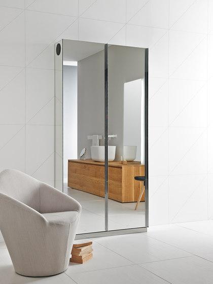 Ka Cabinet Mirror di Inbani | Contenitori bagno