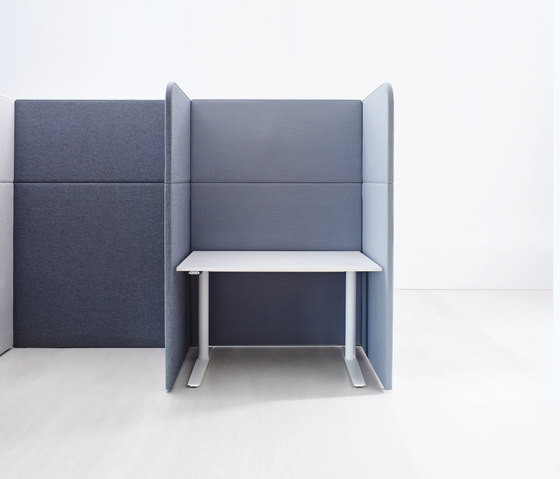 Partitioning system paravento by ophelis | Space dividers