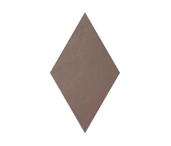 Konzept Shapes Rombo Terra Tortora by Valmori Ceramica Design | Ceramic tiles