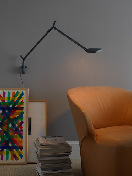 Volée Wall lamp by FontanaArte | Reading lights