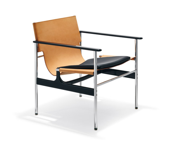 Charles Pollock Armchair von Knoll International   Loungesessel