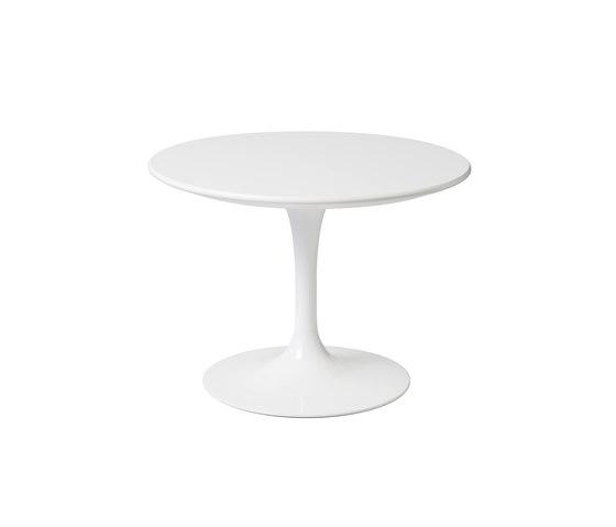 Saarinen Tulip niedriger Tisch von Knoll International   Beistelltische