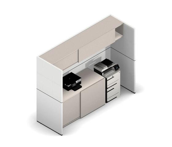 R-modul de werner works | Separación de ambientes