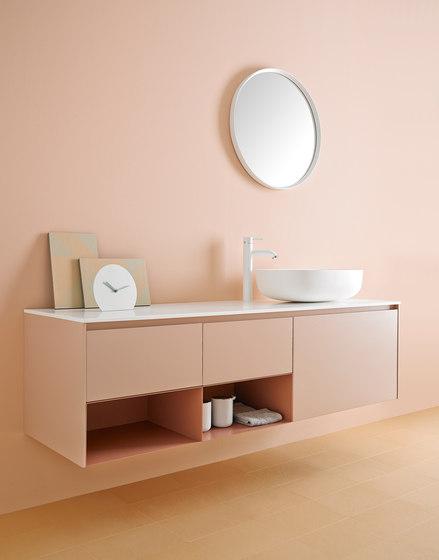 Strato Collection - Set 22 by Inbani | Vanity units
