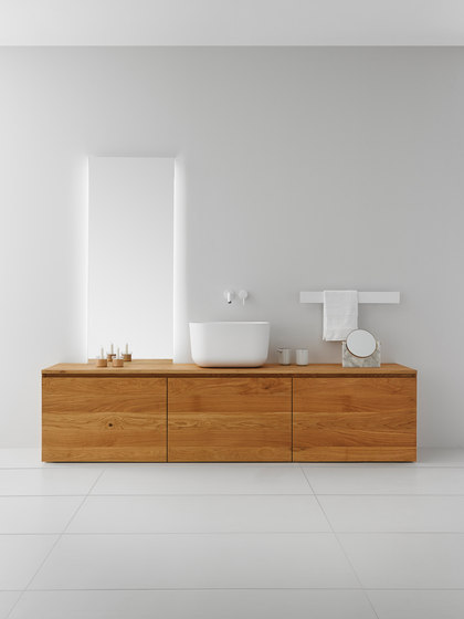 Strato Collection - Set 23 by Inbani | Vanity units