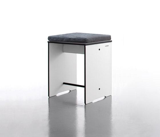 Riva stool de conmoto   Taburetes