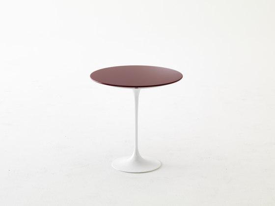 Saarinen Tulip Low Table Coffee Tables By Knoll