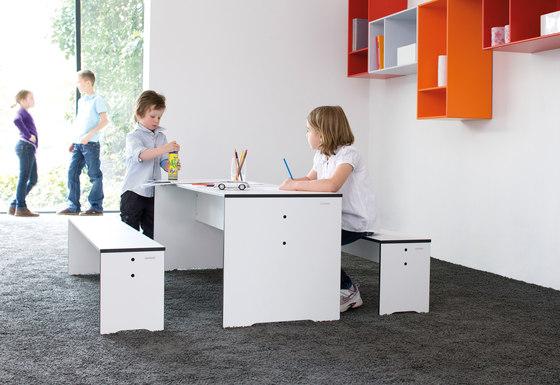 Riva kids set de conmoto | Mesas para niños