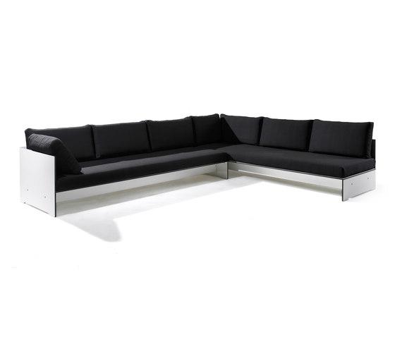 Riva Lounge Kombination B von conmoto | Sofas