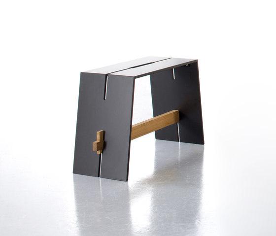 Tension side table di conmoto | Tavolini alti
