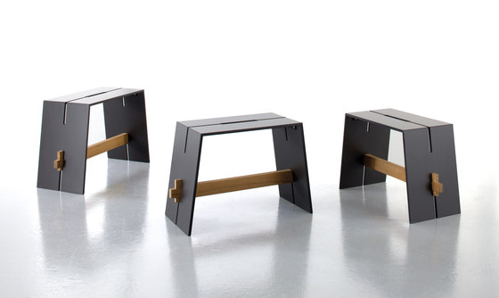 Tension side table 3er-Set by conmoto | Side tables
