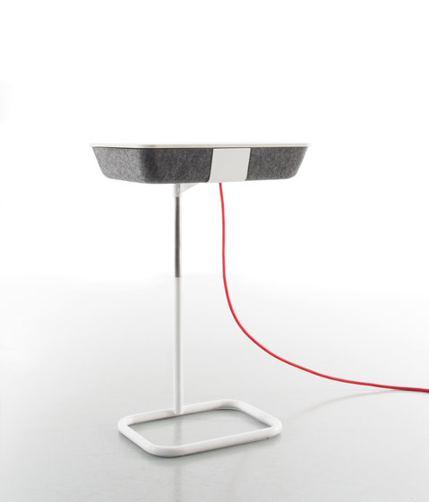 Pad Box metal by Conmoto | Side tables