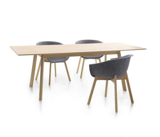 Pad Table Dining Tables From Conmoto Architonic