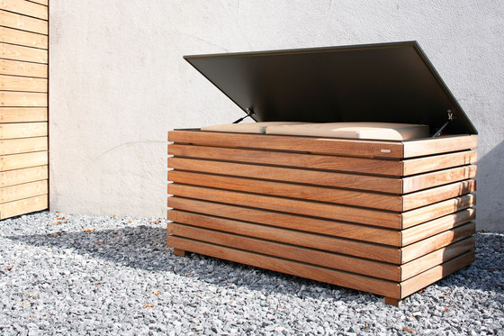 Forte cushion box di conmoto | Cassapanche